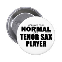 Normal Tenor Sax Player Buttons