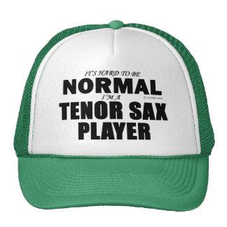 Normal Tenor Sax Player Trucker Hat