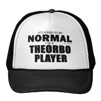 Normal Theorbo Player Trucker Hat