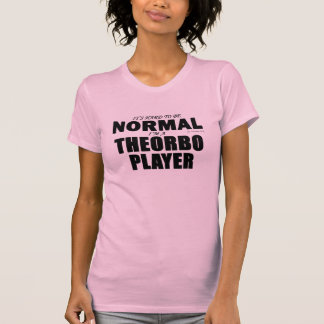 Normal Theorbo Player Shirt
