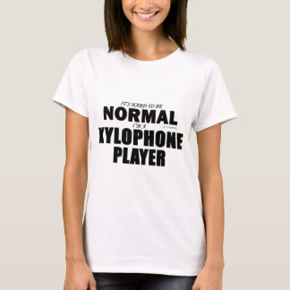 Normal Xylophone Player T-Shirt