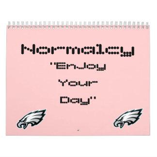 Normalcy Calendar