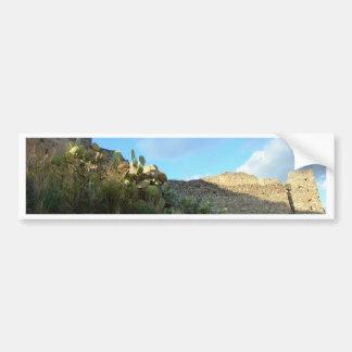 Norman Castle Scalea Bumper Sticker