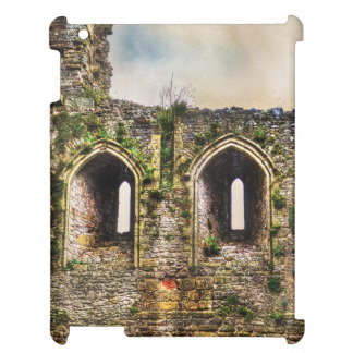 Norman Chepstow Castle Outer Wall in Wales, UK Cover For The iPad 2 3 4
