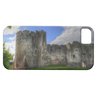 Norman Chepstow Castle Ruins of Wales, UK iPhone SE/5/5s Case