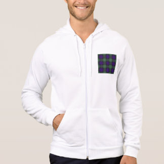 Norman clan Plaid Scottish kilt tartan Sweatshirt