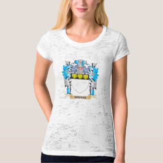 Norman Coat of Arms - Family Crest T-shirt