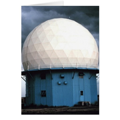 Norman Doppler Radar installation Card