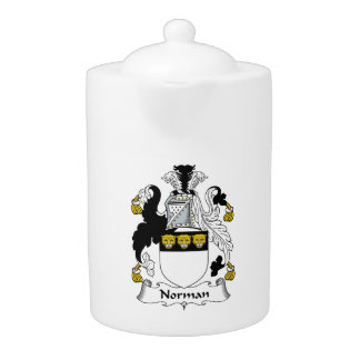 Norman Family Crest