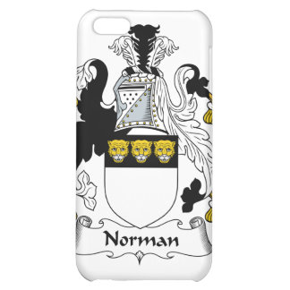 Norman Family Crest Case For iPhone 5C