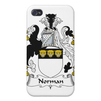 Norman Family Crest Covers For iPhone 4