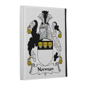Norman Family Crest iPad Folio Cases