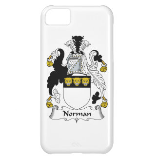 Norman Family Crest iPhone 5C Cases