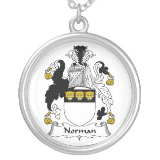 Norman Family Crest Pendants