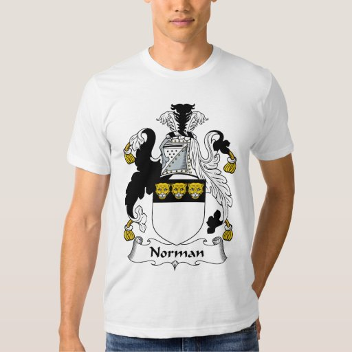Norman Family Crest T-shirt