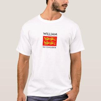 """NORMAN FLAG leopards"" ""WILLIAM THE CONQUEROR "" T-Shirt"