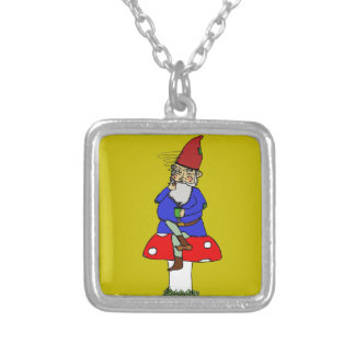 Norman Gnome Necklace