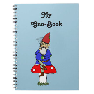 Norman Gnome Notebook