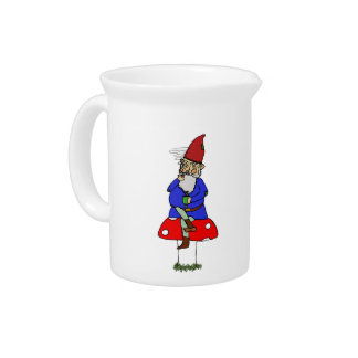 Norman Gnome Pitcher