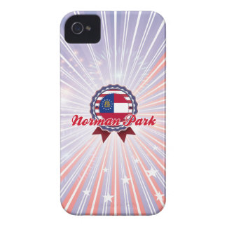 Norman Park, GA iPhone 4 Cover