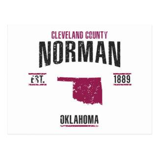 Norman Postcard