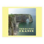 Normandía Francia Tarjetas Postales