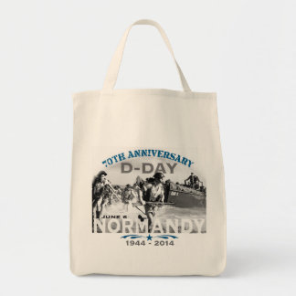 Normandy 70th D-Day Anniversary Tote Bag