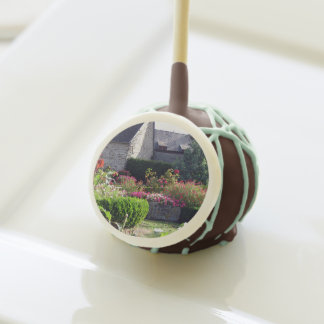 Normandy auberge garden cake pops