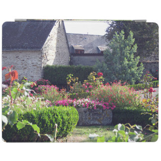 Normandy auberge garden iPad smart cover
