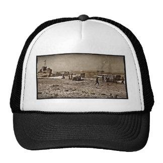 Normandy Beach on D-Day Trucker Hat
