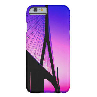 Normandy Bridge, Le Havre, France Barely There iPhone 6 Case