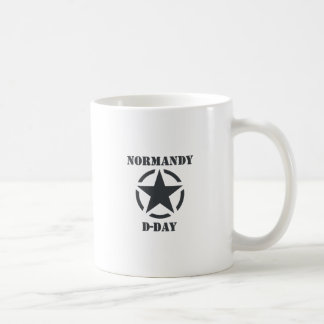 Normandy D-Day Taza