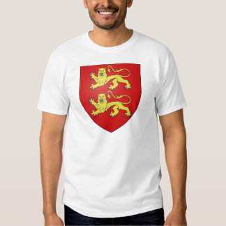 Normandy (France) Coat of Arms T-shirts