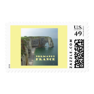Normandy France Postage