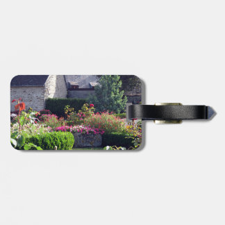 Normandy Garden Auberge Luggage Tag