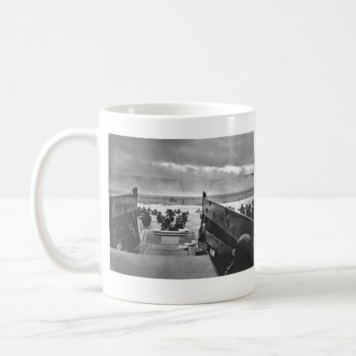 Normandy Invasion at D-Day - 1944 Coffee Mug