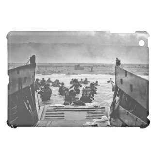 Normandy Invasion at D-Day - 1944 iPad Mini Cover