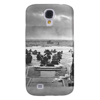Normandy Invasion at D-Day - 1944 Samsung Galaxy S4 Case