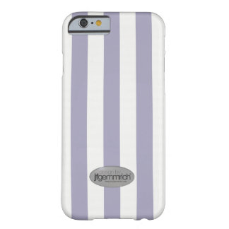 """""""Normandy"""" Lines Barely There iPhone 6 Case"""