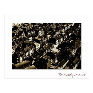 Normandy Postcard