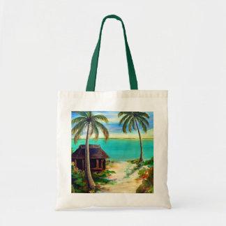 Norman's Cay Ocean View Tote Bag