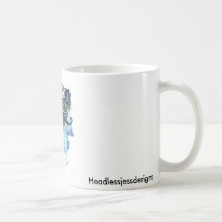 Norna: Girl and Mandala of Fate. Coffee Mug