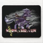 Nornahraun Ponycorn Mouse Pad