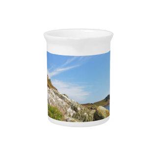 Nornour en las islas de Scilly Jarras