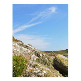 Nornour en las islas de Scilly Tarjeta Postal