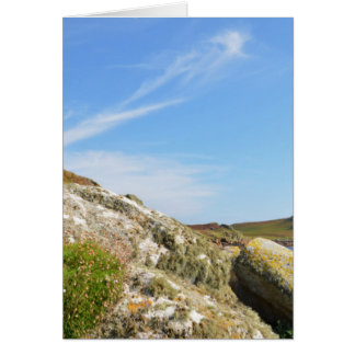 Nornour In The Isles Of Scilly Card