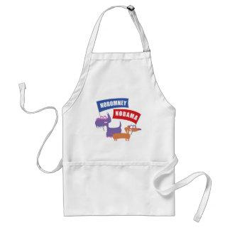 Noromney, nobama! adult apron