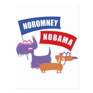 ¡Noromney, nobama! Postal