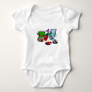 Norooz Cartoon Baby Bodysuit
