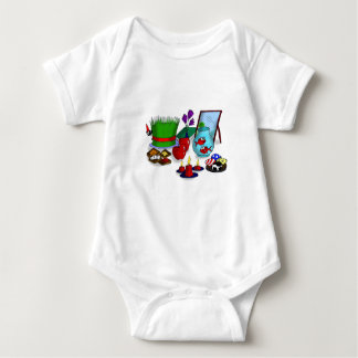 Norooz Cartoon Baby Bodysuit